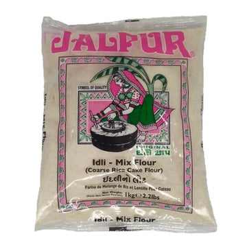 Jalpur Idli Mix 1kg-07 Flours & Ready Mixes-Megacart Foods