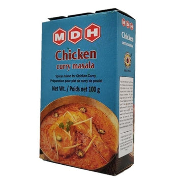 MDH Chicken Curry Masala 100g-09 Ground Spices & Masalas-Megacart Foods