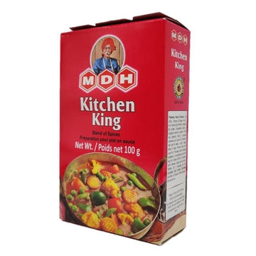 MDH Kitchen King 100g-09 Ground Spices & Masalas-Megacart Foods