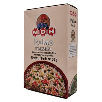 MDH Pulao Masala 100g-09 Ground Spices & Masalas-Megacart Foods