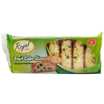 Regal Fruit Cake Slices-14 Bakery, Biscuits & Breads-Megacart Foods