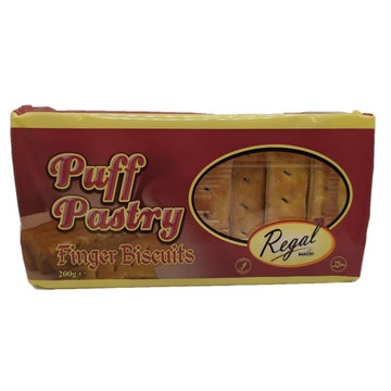 Regal Mini Sugar Puffs-14 Bakery, Biscuits & Breads-Megacart Foods
