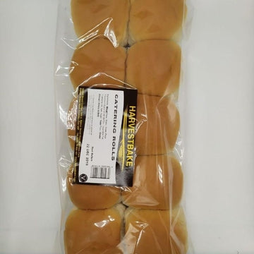 Soft White Buns (Small) 10 pcs-14 Bakery, Biscuits & Breads-Megacart Foods