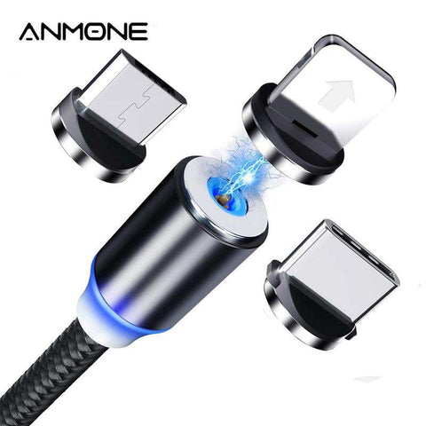 Magnetic Micro USB Cable ANMONE
