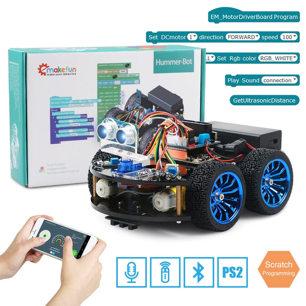 Smart Robot Car Diy for Arduino