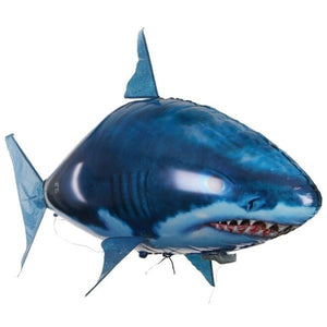 Remote Control Shark Toys Air Swimming Fish RC
