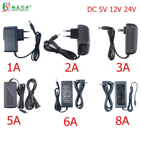 LED Power Adapter CCTV Router