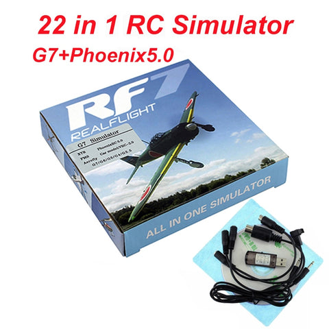 Flight Simulator RC