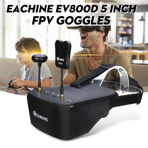 Video Headset HD Eachine EV800D