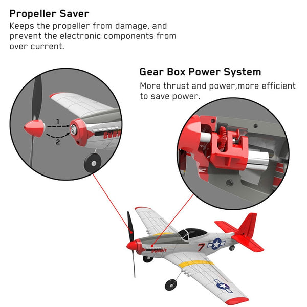 RC Airplane Trainer