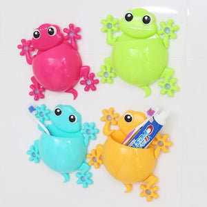 Funny Gecko Toothbrush Holder
