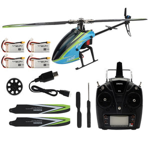 RC Helicopter Flybarless