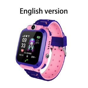 Smartwatch For Kids Waterproof IP67 For IOS Android