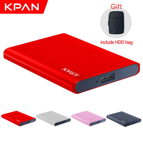 Hard Drive KPAN Metal