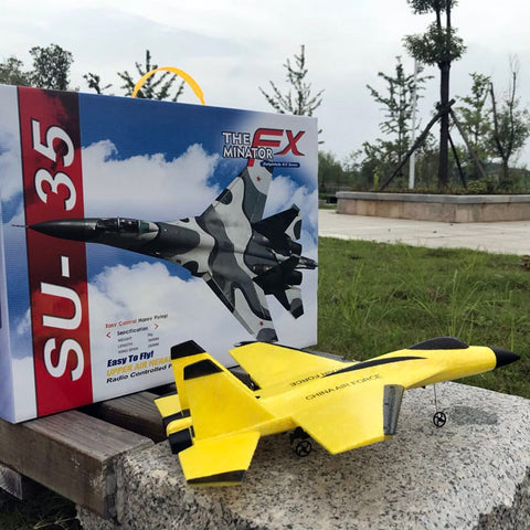 RC drone SU35 Fixed wing airplane