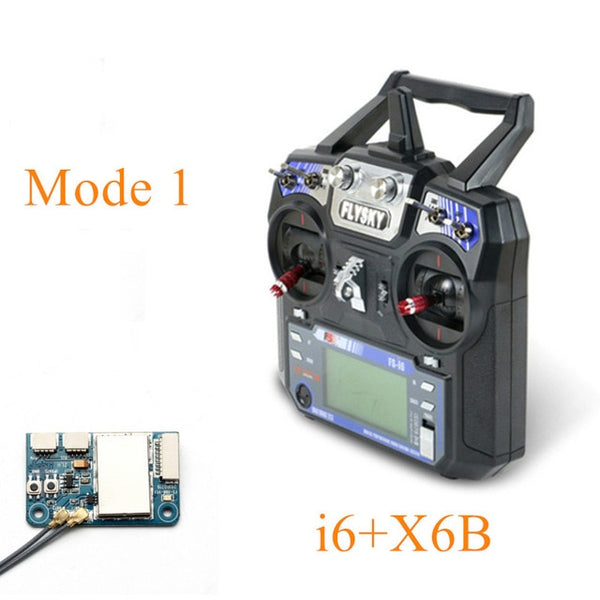 Transmitter Receiver Radio Controller for RC FPV Drone Airplane