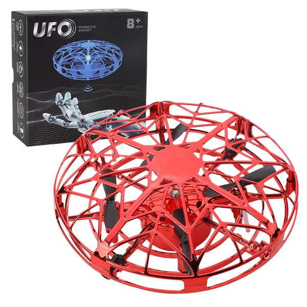 RC UFO Drone Aircraft Hand Sensing Infrared