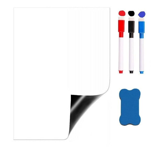 Magnetic Whiteboard Fridge Magnets A5 Size