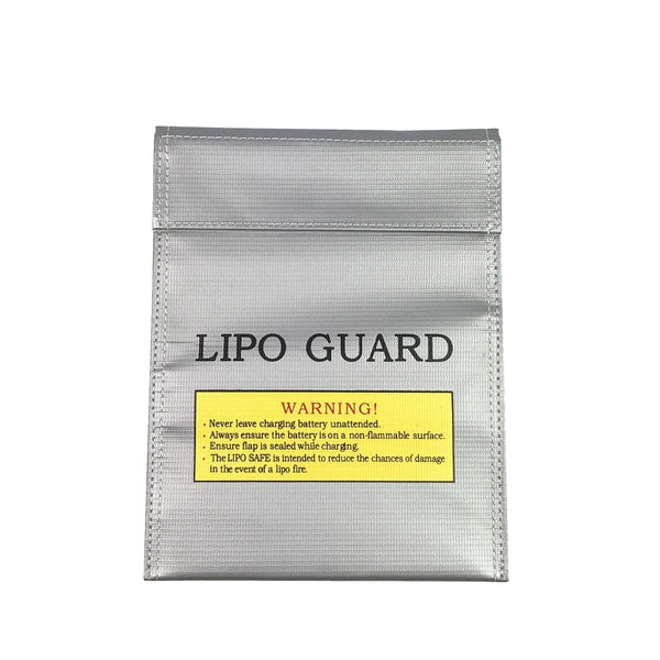 Battery Safety Bag Safe Guard Charge Sack 180 X 230 mm