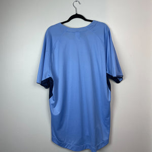NIKE x NORTH CAROLINA TARHEELS PLAYER WORN PRACTICE JERSEY