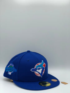 TORONTO BLUE JAYS x 1992 NEW ERA 59FIFTY (ICY BLUE UV)