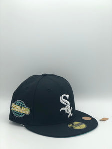 CHICAGO WHITE SOX x 2005 WS NEW ERA 59FIFTY (TIFFANY UV)