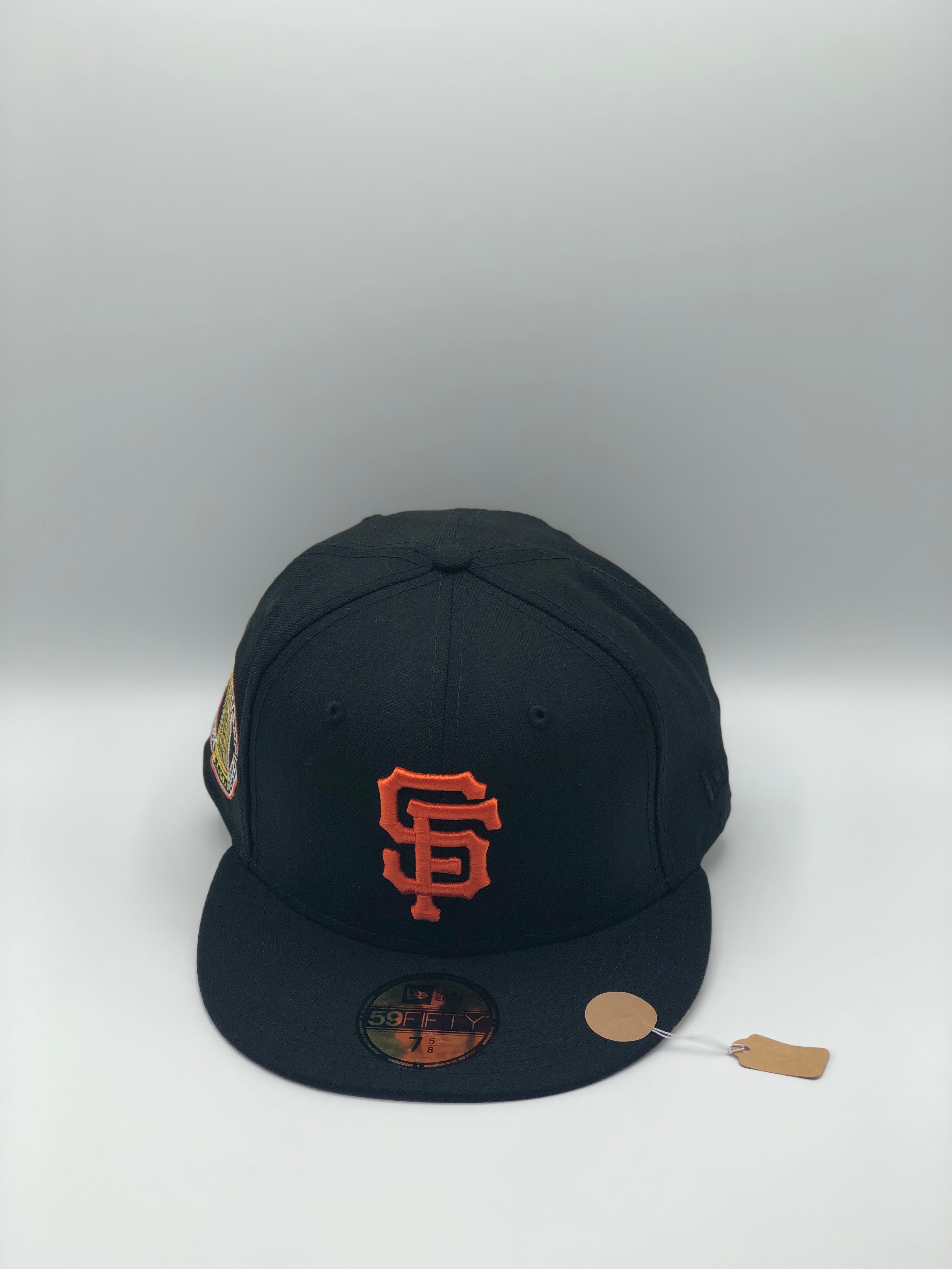 SAN FRANCISCO GIANTS x 2010 CHAMPIONS NEW ERA 59FIFTY #GOLD UV