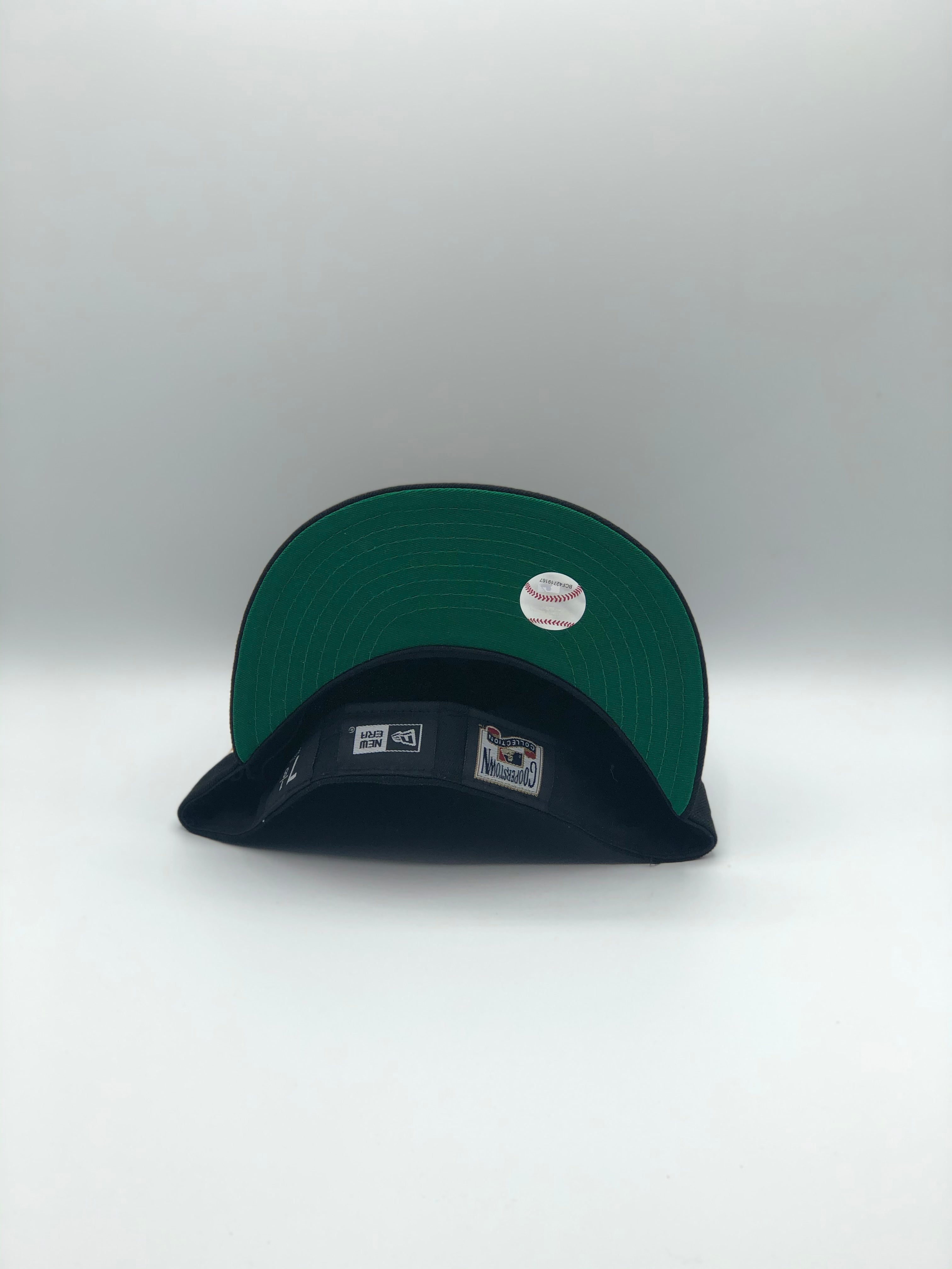 LOS ANGELES DODGERS (PIRATES COLORWAY) x 1959 ASG NEW ERA 59FIFTY (KELLY UV)