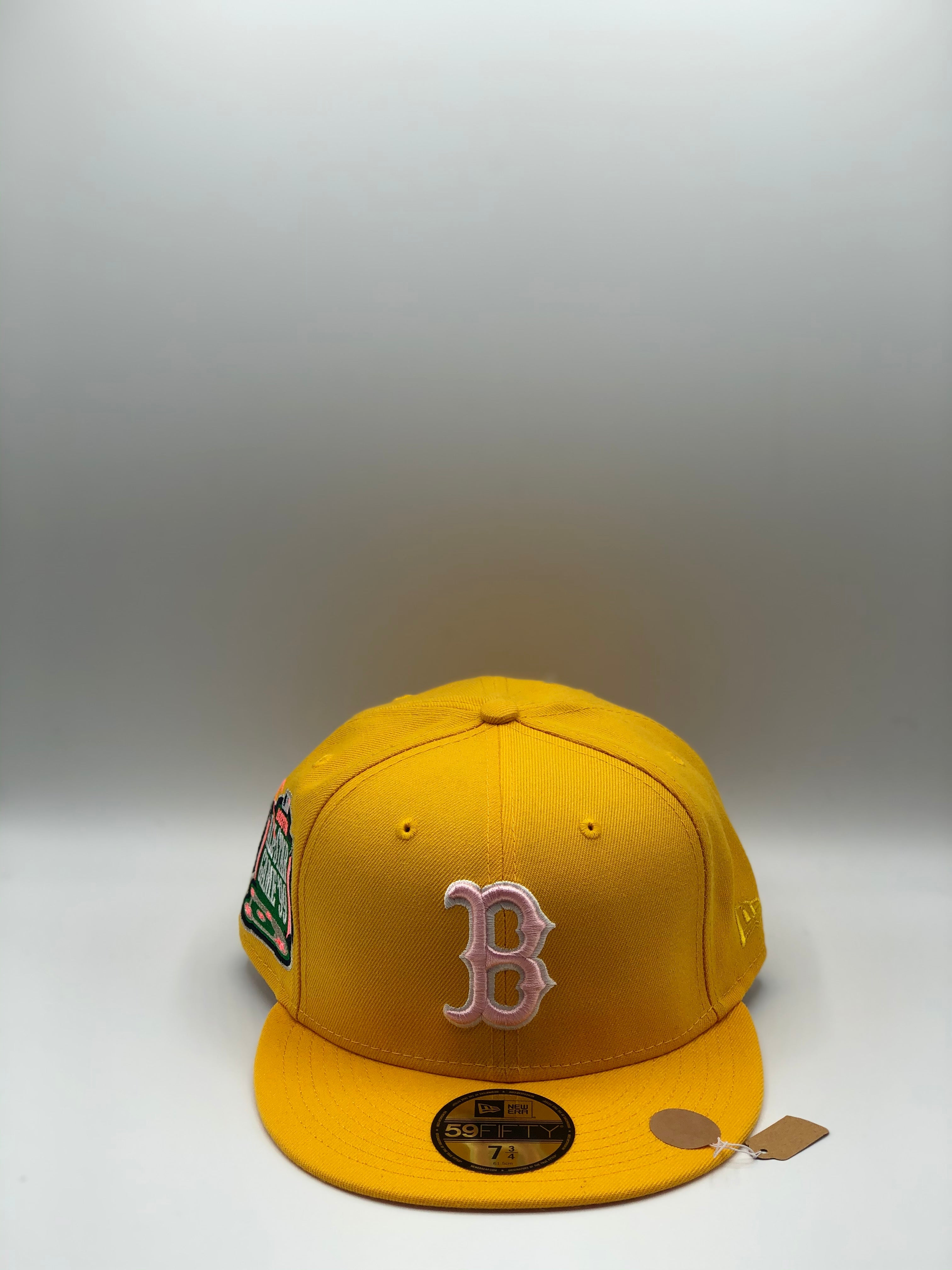 BOSTON RED SOX x 1999 ASG NEW ERA 59FIFTY (PINK UV)
