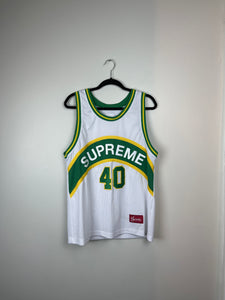 SUPREME SS '17 #40 BASKETBALL JERSEY