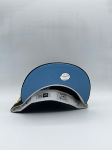 TAMPA BAY DEVIL RAYS x 10TH ANNIVERSARY NEW ERA 59FIFTY (ICY UV)