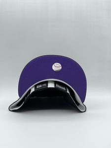 ARIZONA DIAMONDBACKS x 2001 WS NEW ERA 59FIFTY (PURPLE UV)