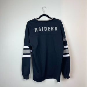 CHALK LINE x OAKLAND RAIDERS KNIT LONG SLEEVE