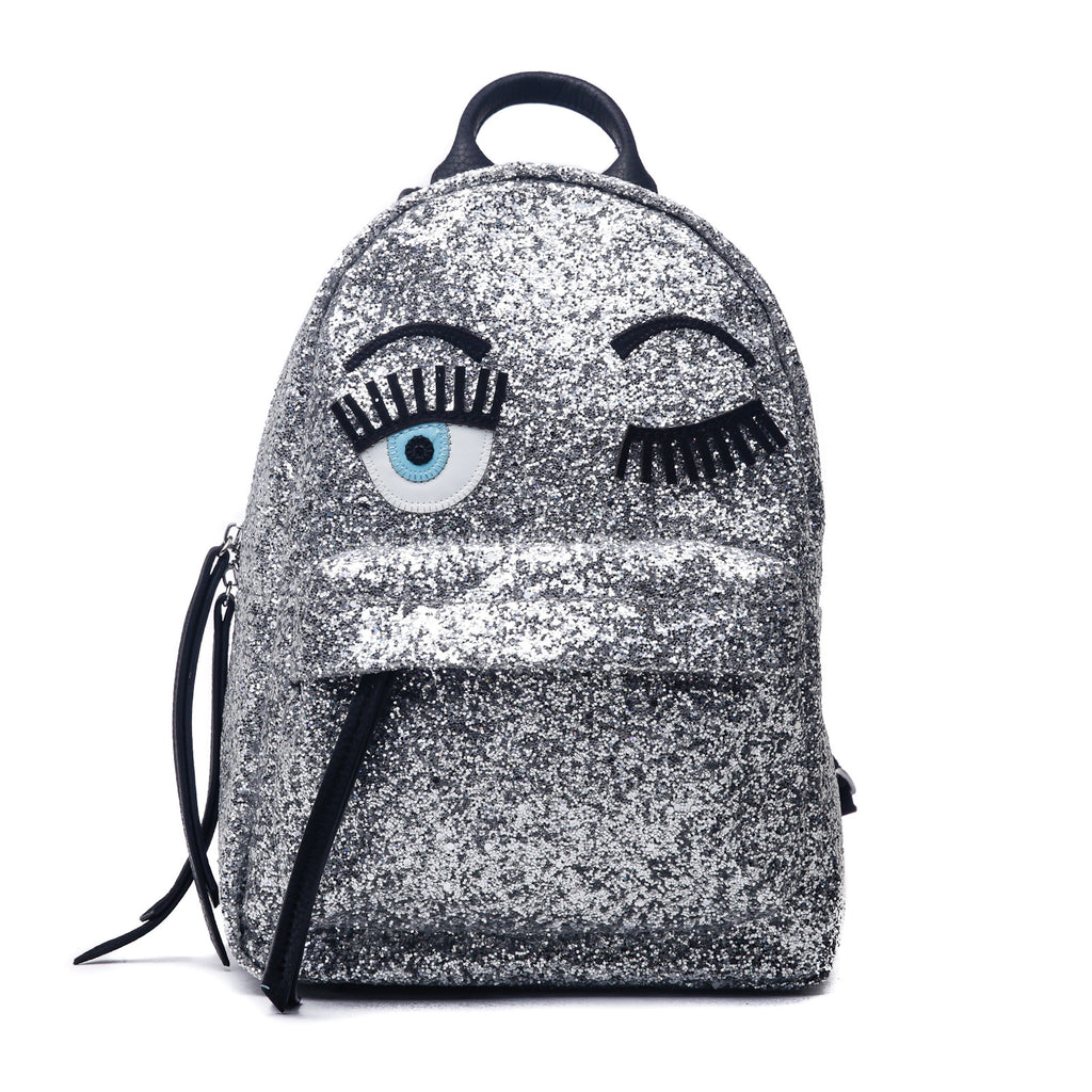 Chiara Ferragni - Flirting Glitter - Mini Backpack
