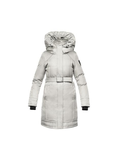 Nobis - Astrid Parka - Light Grey