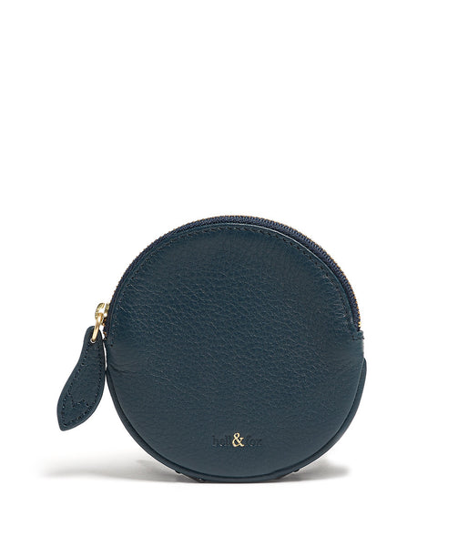 Bell & Fox - Round Coin Purse - Peacock