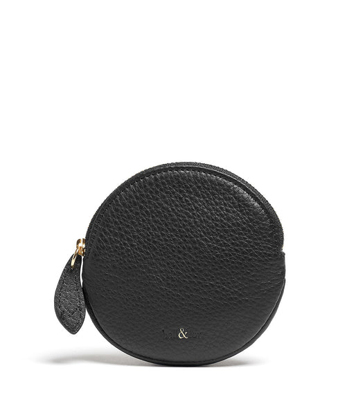 Bell & Fox - Round Coin Purse - Black
