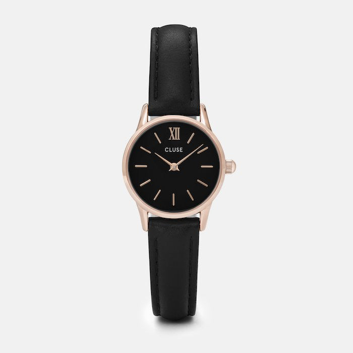 Cluse Watch - La Vedette - Rose Gold Black/Black