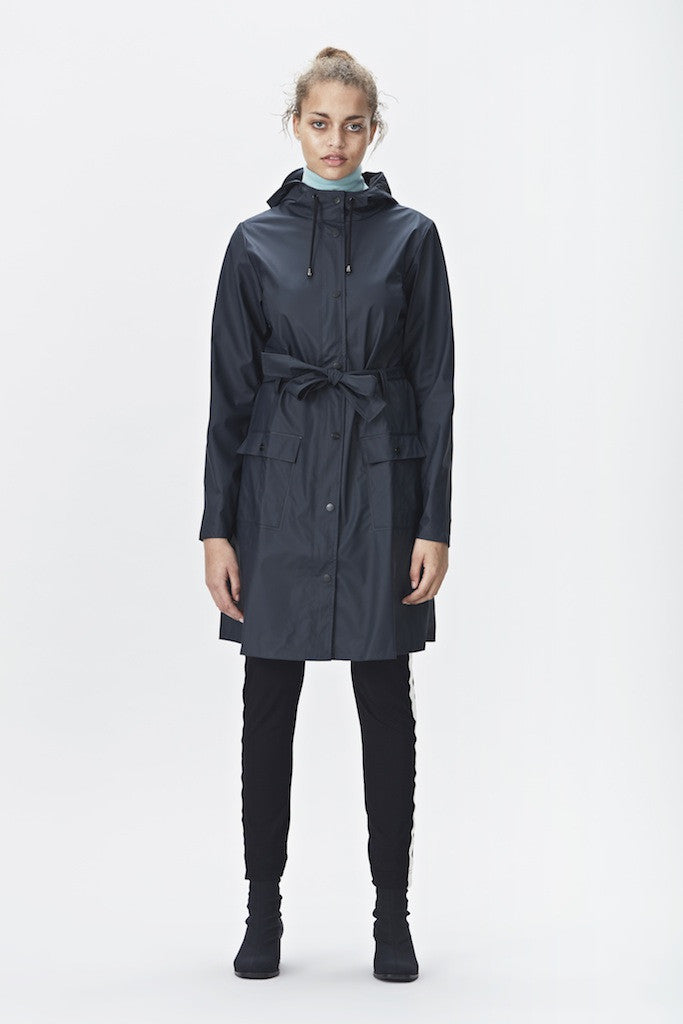 Rains - Curve Jacket
