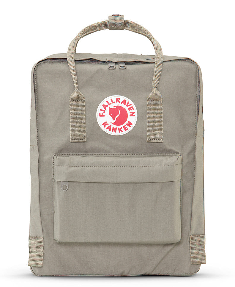 Fjallraven - Kanken Backpack - Fog
