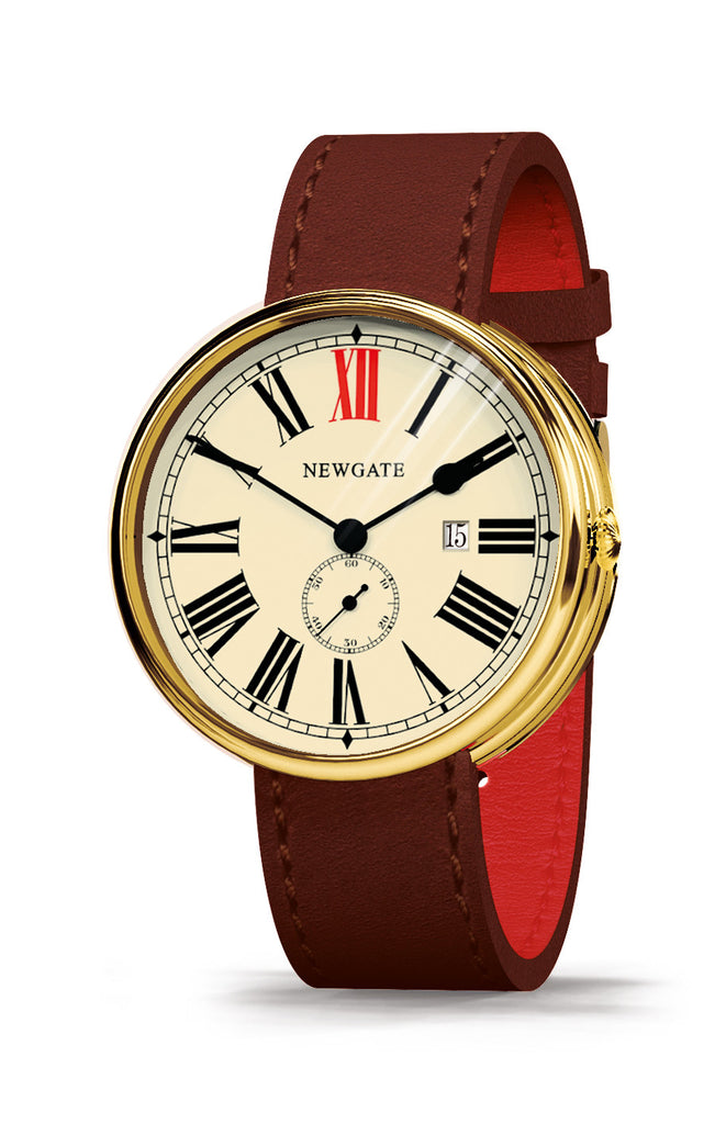Newgate Watches - The Ship Watch - Brass