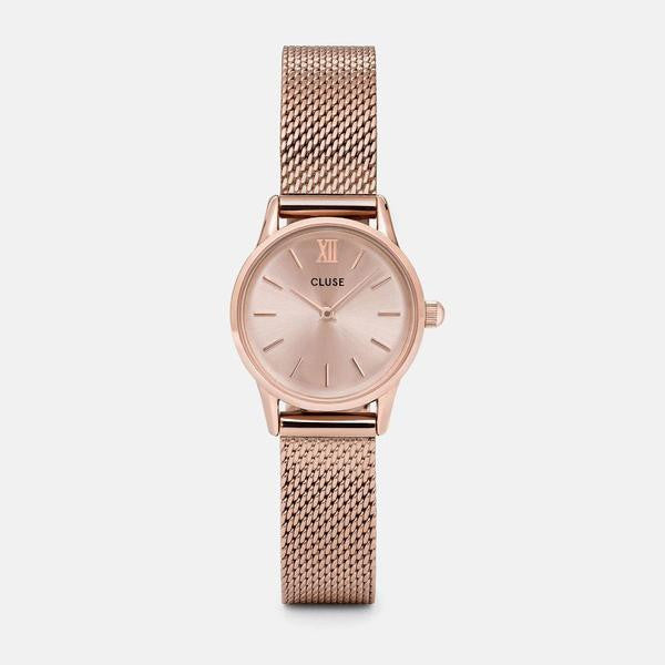 Cluse Watch - La Vedette - Full Rose Gold Mesh