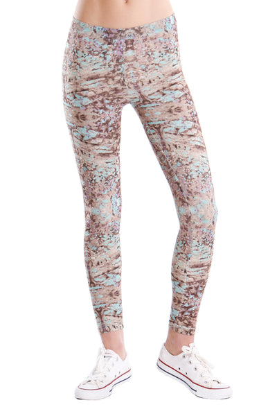 Sally soft jersey leggings