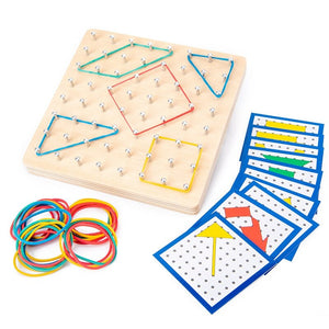 Montessori Baby Toy Color Shape Games For Kids