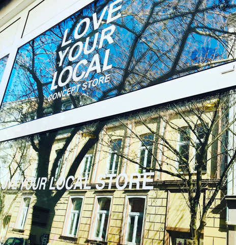 Love your Local Store