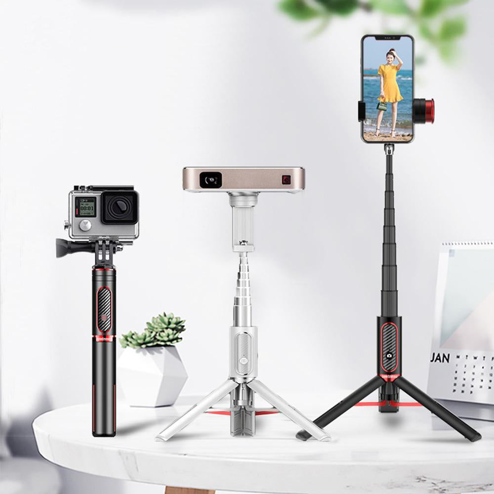 All In One Portable Bluetooth Tripod