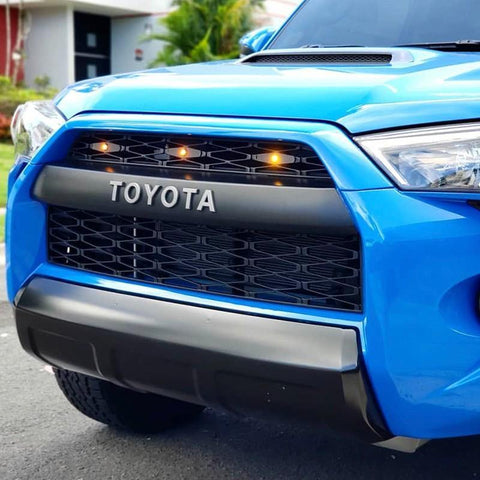 4Runner Grille Lights Raptor Lights Yota Leds LLC