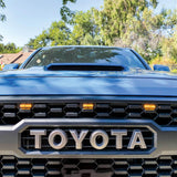 Tacoma Raptor Grille Lights LED