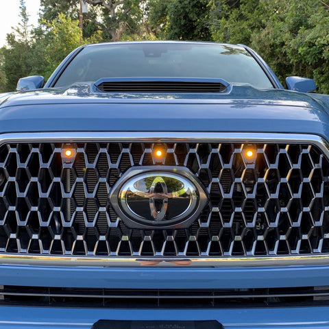 Tacoma Off Road Grille Lights YotaLeds