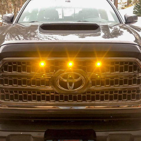 Tacoma Sport Raptor Grille Lights